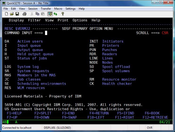 Tn3270 Software